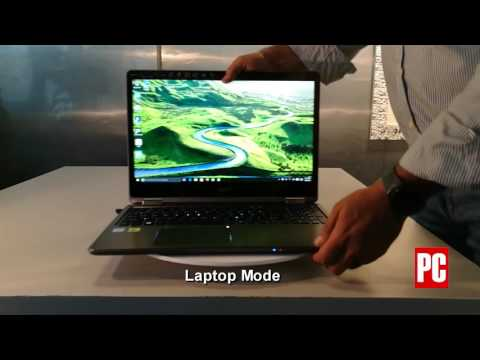 Hands On With Acer Aspire R15