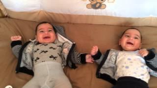 ტყუპების სიცილი