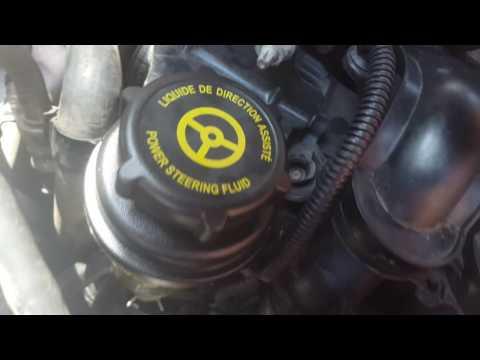 Окончание промывки Гура форд фокус 2 седан