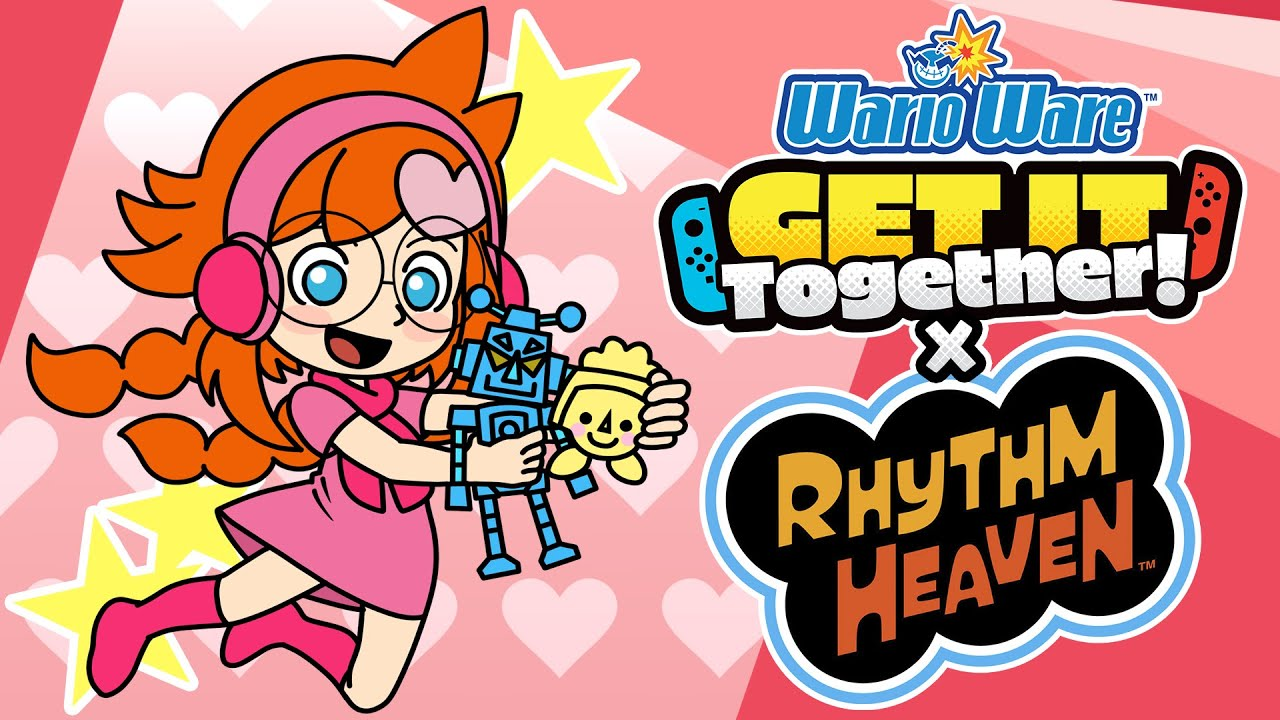Rhythm Heaven Custom Remix - Penny's Song (WarioWare: Get It Together!)