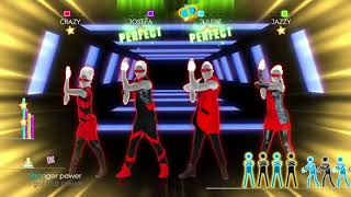 Just Dance 2014 Wii U Gameplay   Will i am ft  Justin Bieber  That Power