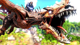 This ZOMBIE WYVERN Might be The Secret Weapon We Need! | ARK MEGA Modded Annunaki REBORN #18