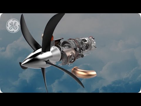 GE Aviation's Advanced Turboprop Engine