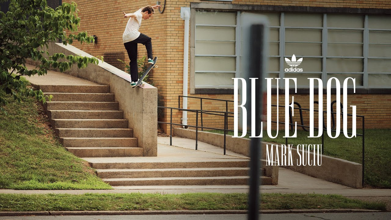 "Download Mark Suciu's ""Blue Dog"" Adidas Part"