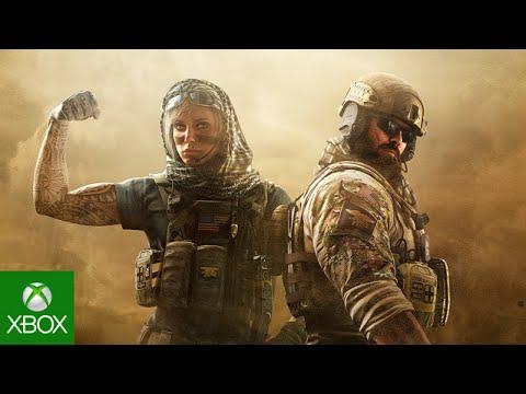 Tom Clancy's Rainbow Six Siege - Operation Dust Line Trailer