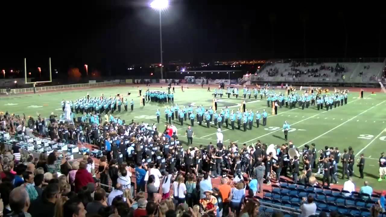 2014 Middle School Night at Santiago High School (Corona ...