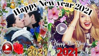 Happy New Year 2019 welcome 2019 goodbye 2018