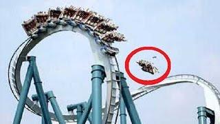 Top 10 Scariest Amusement Park Accidents - Part 2