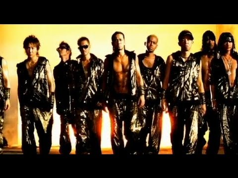 EXILE TRIBE / 24karats TRIBE OF GOLD -short version-