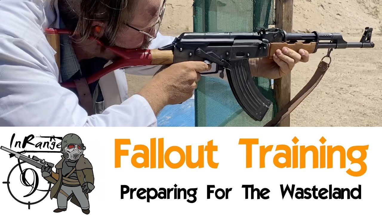 Fallout Training Event w/9 Hole Reviews