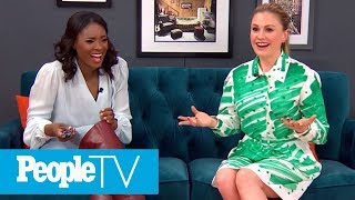 Anna Paquin Has Never Seen 'X-Men: Days Of Future Past – The Rogue Cut' | PeopleTV