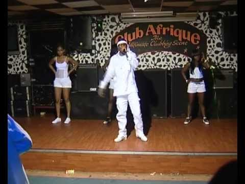 Sony Achiba LIVE  STAGE  Performance @ Club Afrique,London