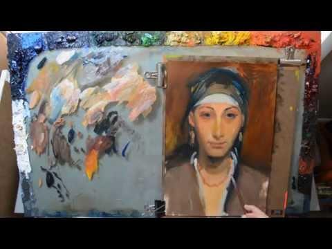 John Singer Sargent - Master Copy