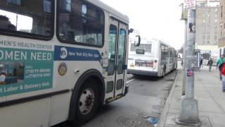 mta nyct bus 1999 2003 new flyer d60hf bx2 5632 bx1ltd buses 1024 at burnside ave