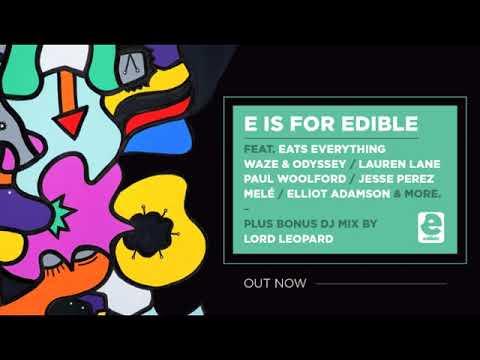 E Is For Edible: Brett Johnson - Jack