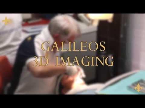 Galileos Scan at Versailles Dental Clinic in Dubai
