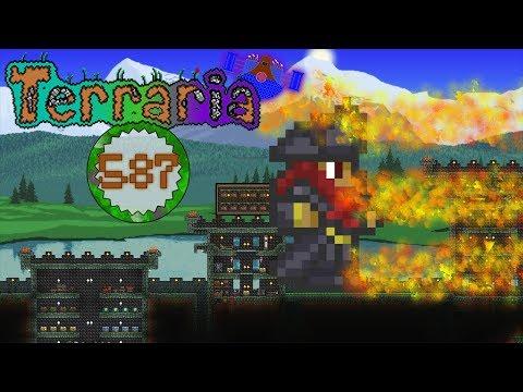 Terraria Part 587 - MORE ENERGY, MORE PIRATES