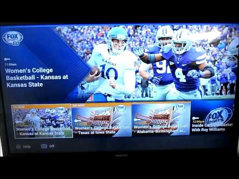 Review: Fox Sports Go - Fire TV App