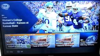 Gambar cover Review: Fox Sports Go - Fire TV App