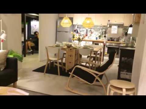 IKEAsmall home idea - 57 SqM interior design