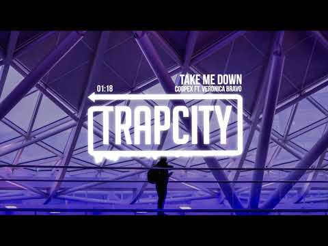 Coopex - Take Me Down (ft. Veronica Bravo)