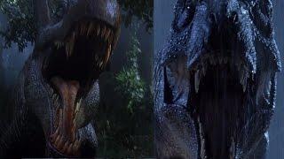 jw2 spinosaurus t rex teaming up