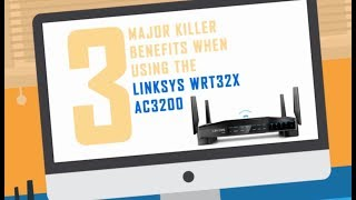 Linksys Official Support - Linksys WRT32X AC3200 Dual-Band
