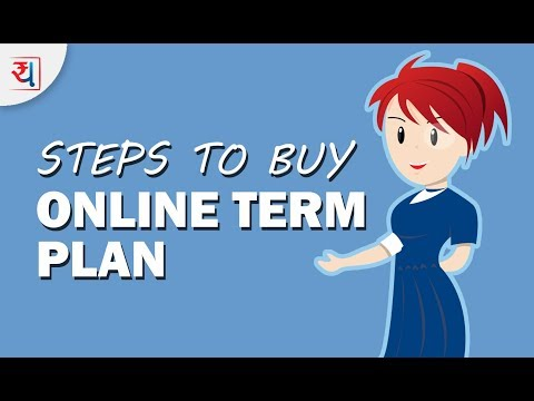 Steps To Buy Term Insurance Plan Online | How To Buy LIC E-Term Policy?