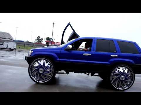 Jeep Grand Cherokee on 32