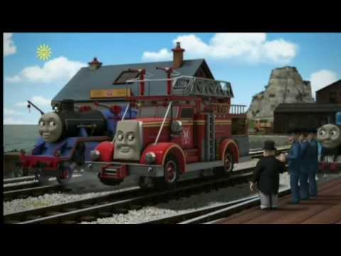 Too Many Fire Engines - UK - HD