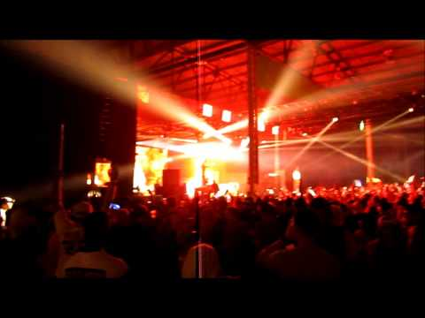 Flosstradamus performs at Buku Music & Art Project in New Orleans, 3-13-2015, Pt.1