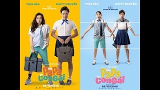 HỒN PAPA DA CON GÁI 2018 - Phim Chiếu Rạp Full HD