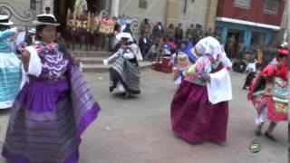 Paccha Oroya honor a  la Virgen del Carmen  JUlio 2015
