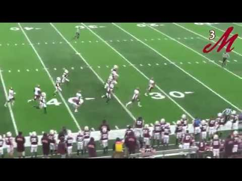 Muhlenberg College Plays of the Week Oct. 4, 2016