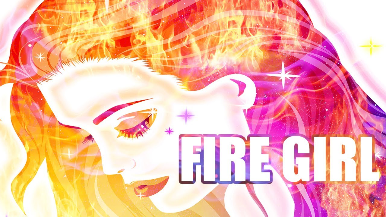 A Poem About Fire🔥 from Fire Girl