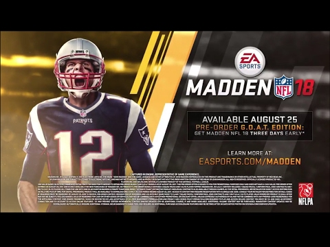 HOW TO GET MADDEN 18 EARLY + RELEASE DATE + NEW FEATURES MADDEN 18
