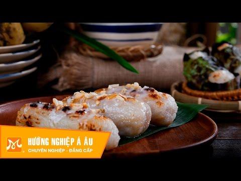 Học làm bánh – Cách làm bánh chuối bọc nếp nướng siêu ngon