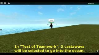 Roblox Survivor: League Episode 1 -