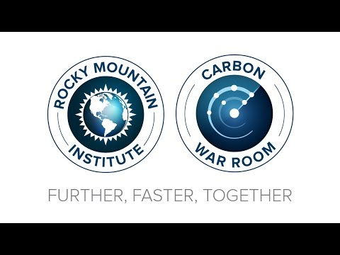 Rocky Mountain Institute and Carbon War Room Merge in Strategic Alliance