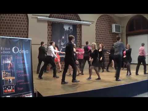 Danse de salon gr1 rock moderne festidanse lille 2015 par for Youtube danse de salon