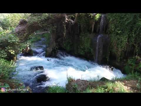 Düden Şelalesi / Duden Waterfall / Dji Osmo Ile çekim Yapıldı / Yürüyen Kamera