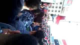بغداد /جانب من مظاهرات  ساحة التحرير / 13/1/2017