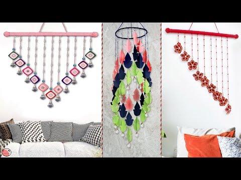 7 Wall Hanging Ideas !!! DIY Home Decor