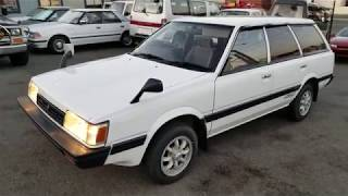 Video 1993 Subaru Leone (Loyale) 4WD download MP3, 3GP, MP4, WEBM, AVI, FLV Oktober 2018
