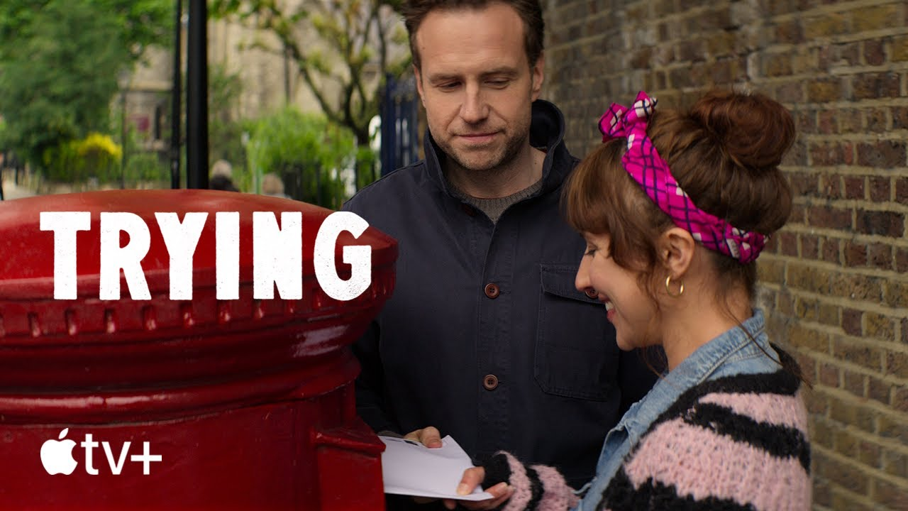 Trying — Trailer oficial   Apple TV+
