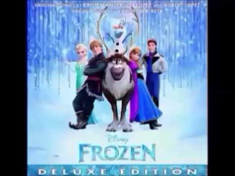 Frozen Deluxe OST - Disc 1 - 10 - Let It Go (Demi Lovato)