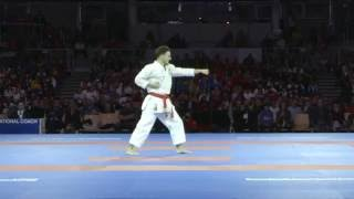 Shining moments by the best Kata karatekas in the world