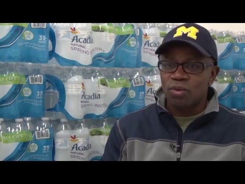 FLINT HELP: Local church helps a community in need 600 miles away.