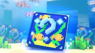 *Brand New* Oceanic Lucky Block Aquarium Battle - Minecraft Modded Minigame | JeromeASF