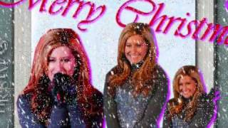 Ashley Tisdale- Last Christmas with lyrics on Screen [HQ]
